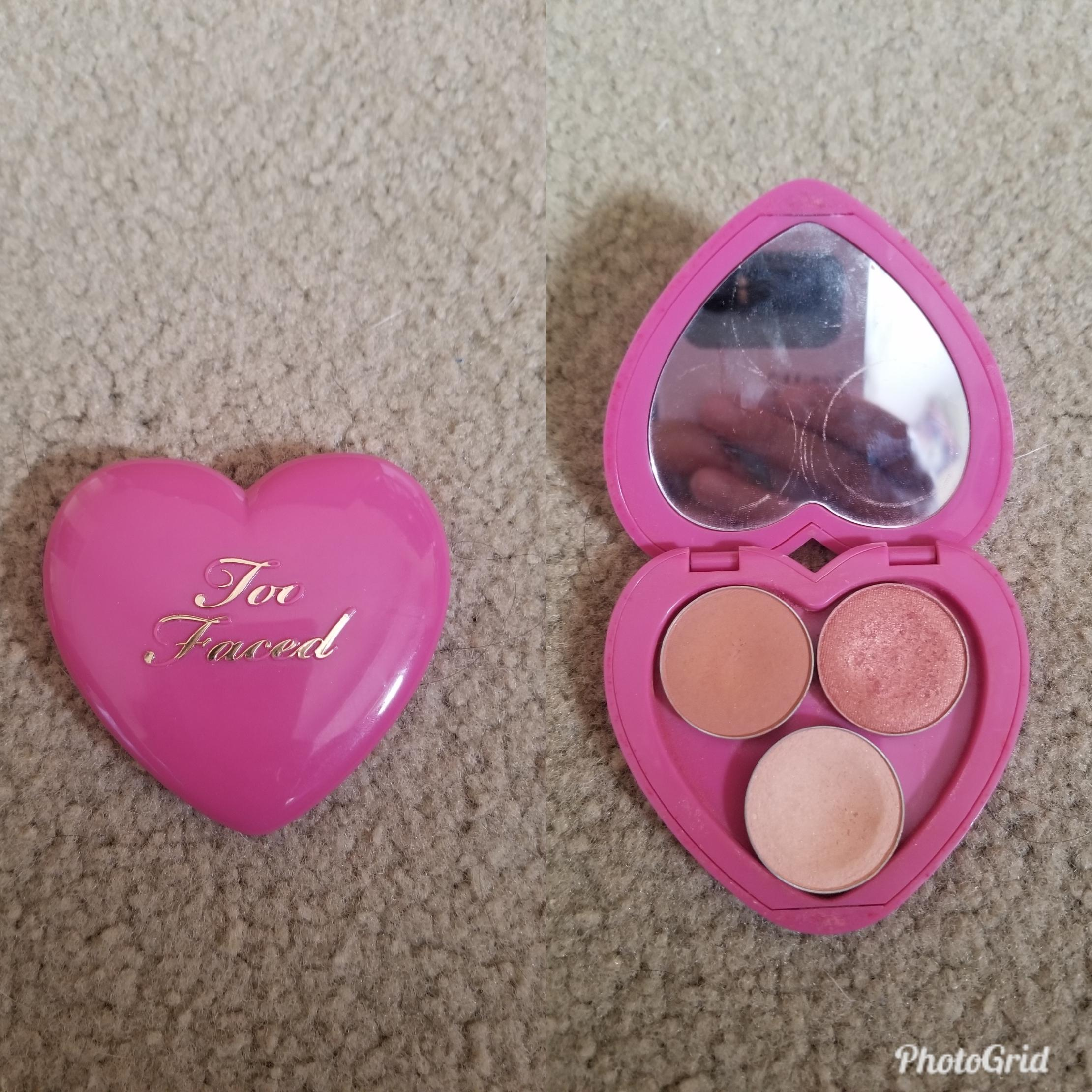 Compact Bad My Blush Went Bad And I Didn T Want To Throw Away The Compact