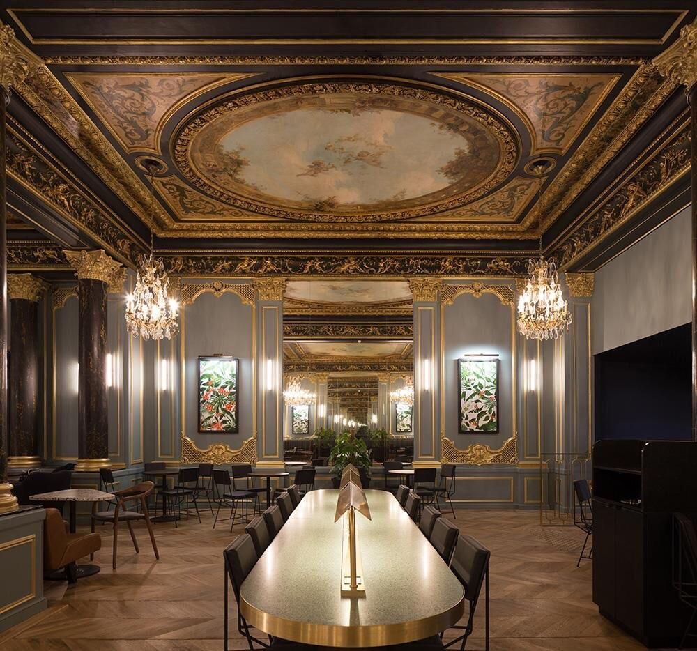 Café Des Capucines Paris Starbucks Coffee Boulevard Des Capucines Paris France 1000x934