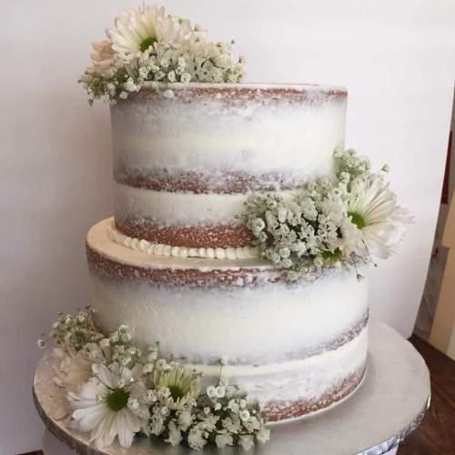 Medium Of Chocolate Wedding Cake