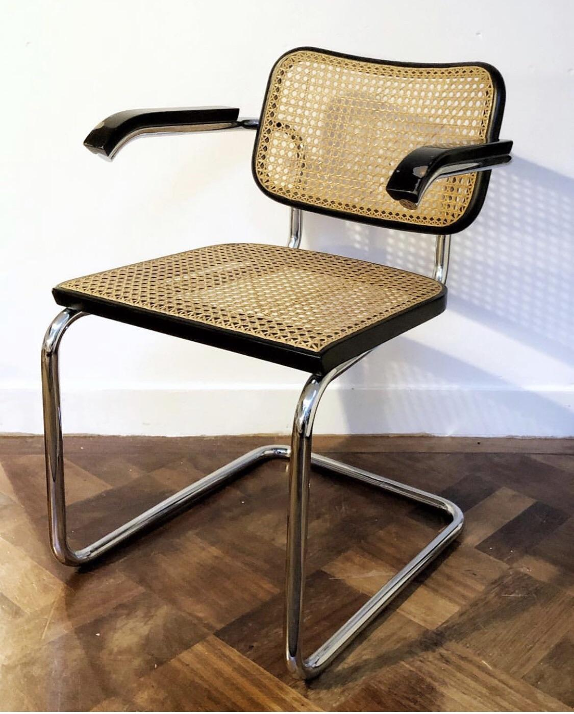 Marcel Breuer My Favourite Chair In My House: 1960's Cesca Chair From Marcel Breuer For Gavina. : Buyitforlife
