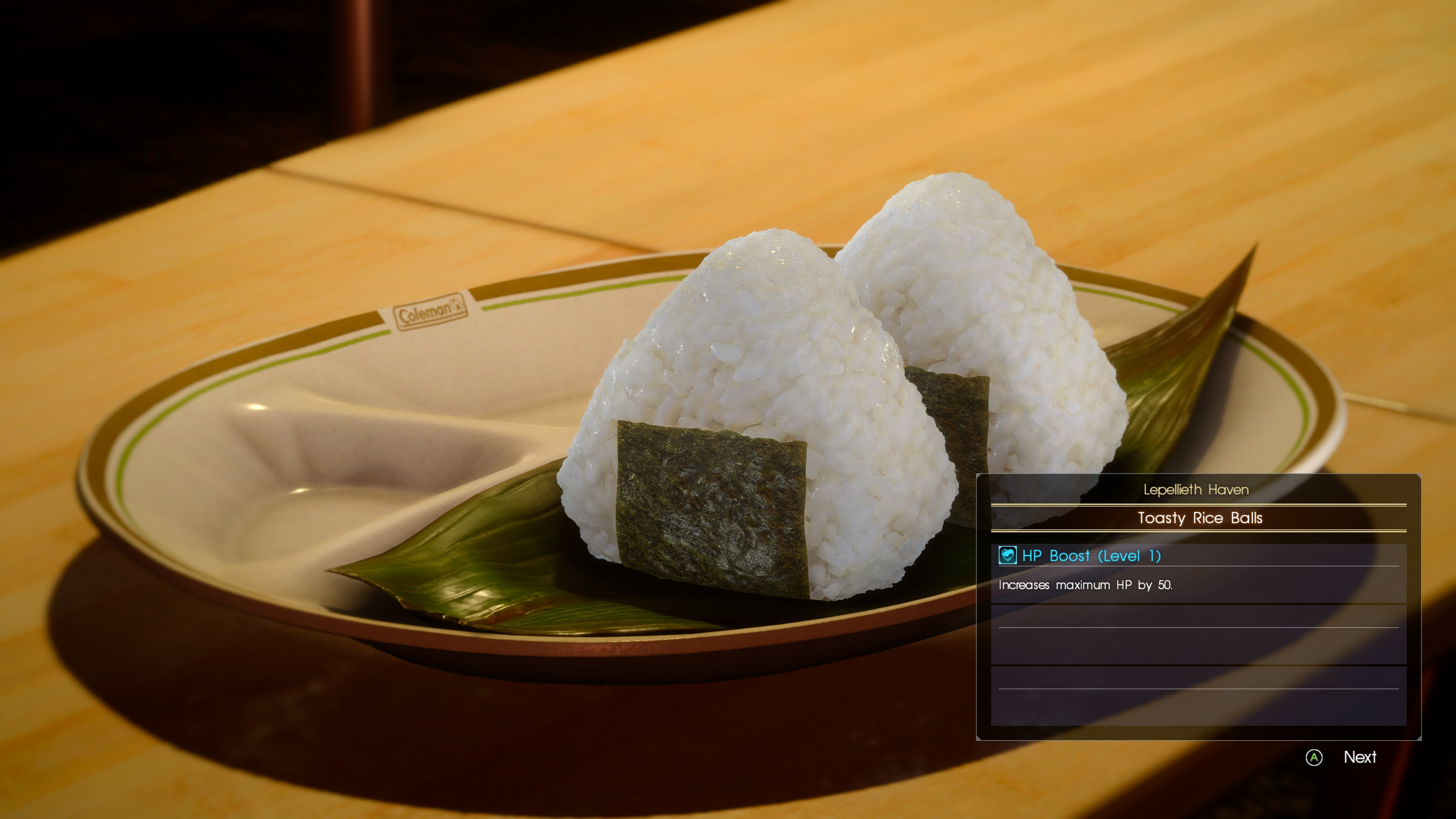 Cuisine Gameplay The Food In Ff15 Is Nearly Photorealistic Gaming
