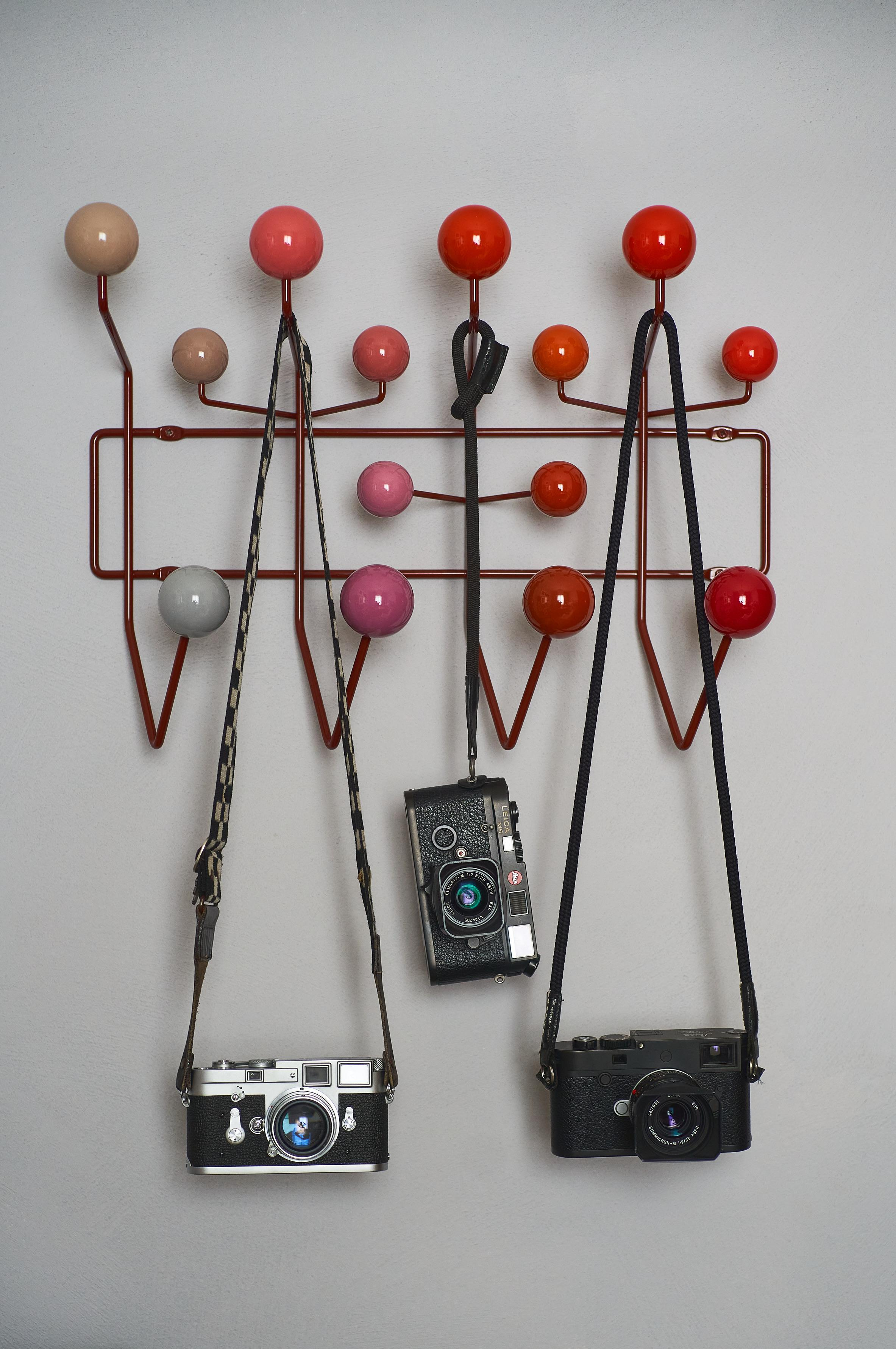 The Hang It All By Eames Was Designed In The Same Year As The First Leica M Fitting That It Should Be Used To Hang Cameras From The Era The Original Was