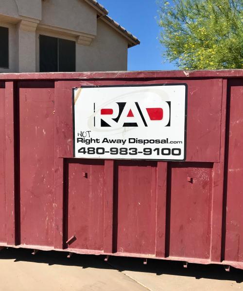 Medium Of Right Away Disposal