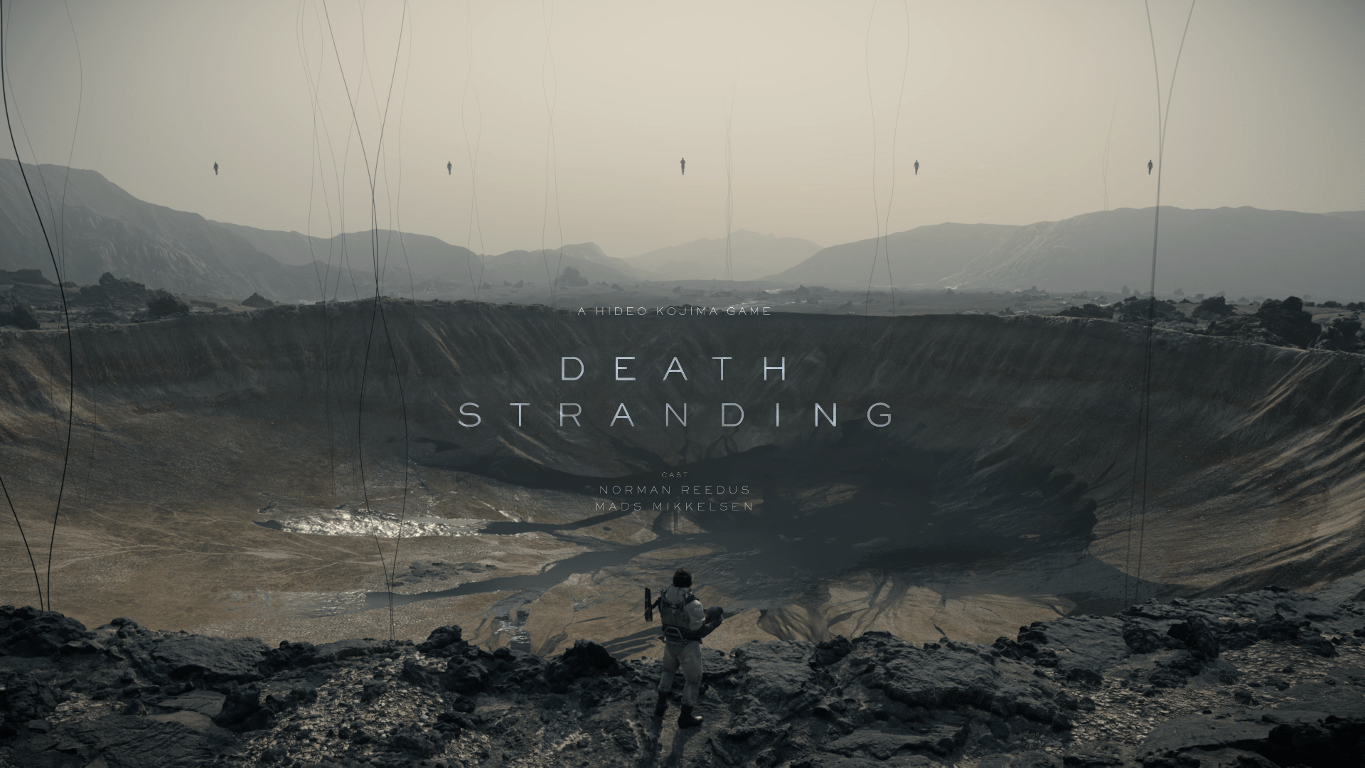 Epic Movie Hd Wallpapers Death Stranding New Trailer Wallpaper Deathstranding