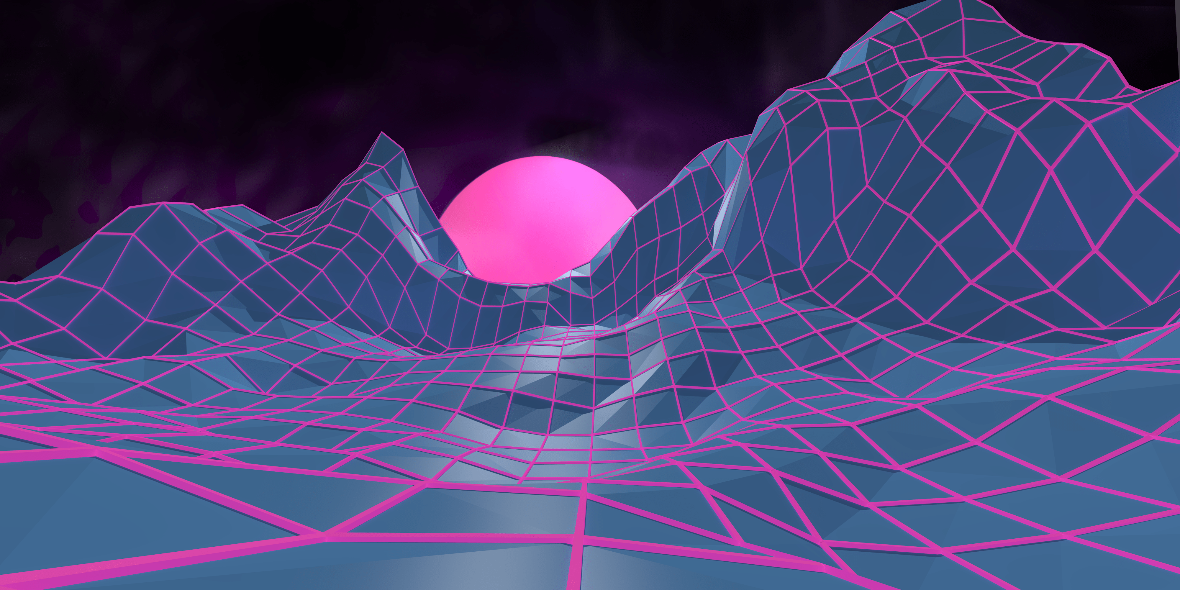 Buddha 3d Live Wallpaper My First Experiment With 3d Vaporwave I Might Animate A