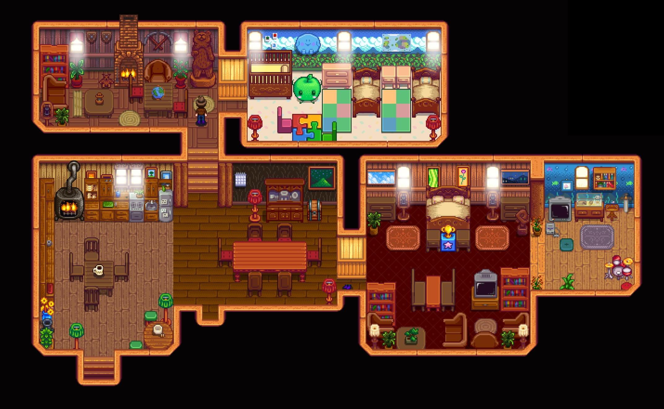 Interior Design Reddit Interior Design Suggestions Stardewvalley