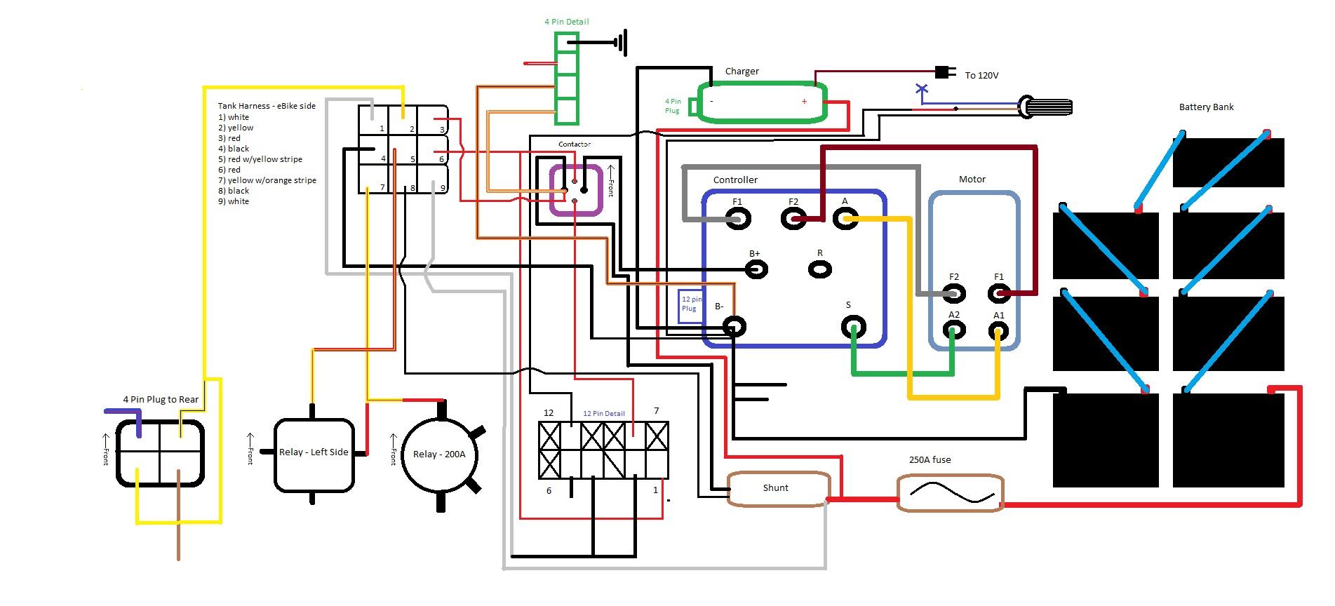 110 Razor Wiring Diagram Ebike Wiring Diagram V2 College Project Ebikes