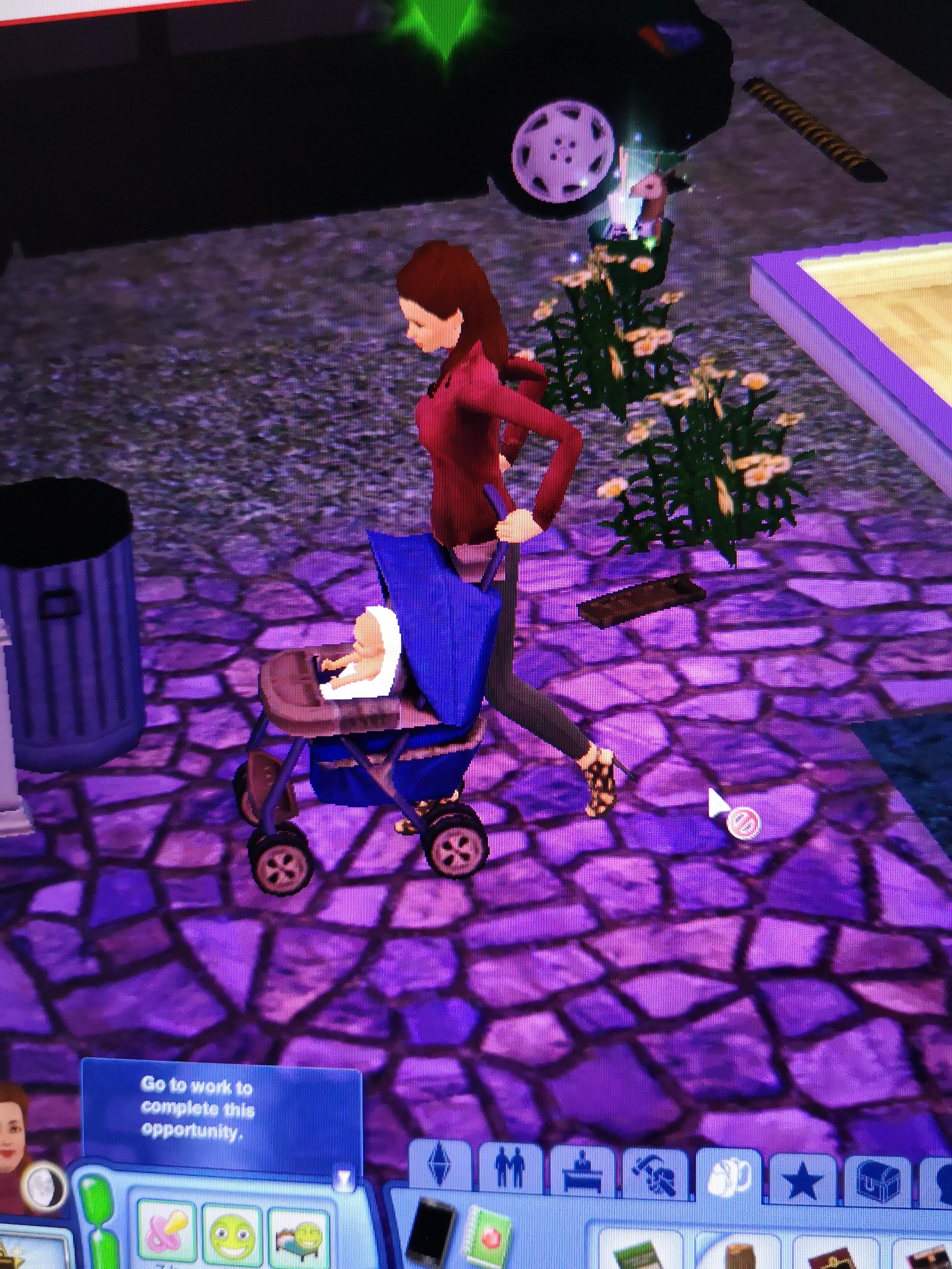 Sims 4 Toddler Stroller Mod What I Love About Sims 3 You Can Do A Lot More With Babies