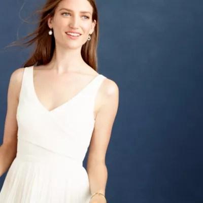 j crew wedding dress Heidi gown Heidi gown