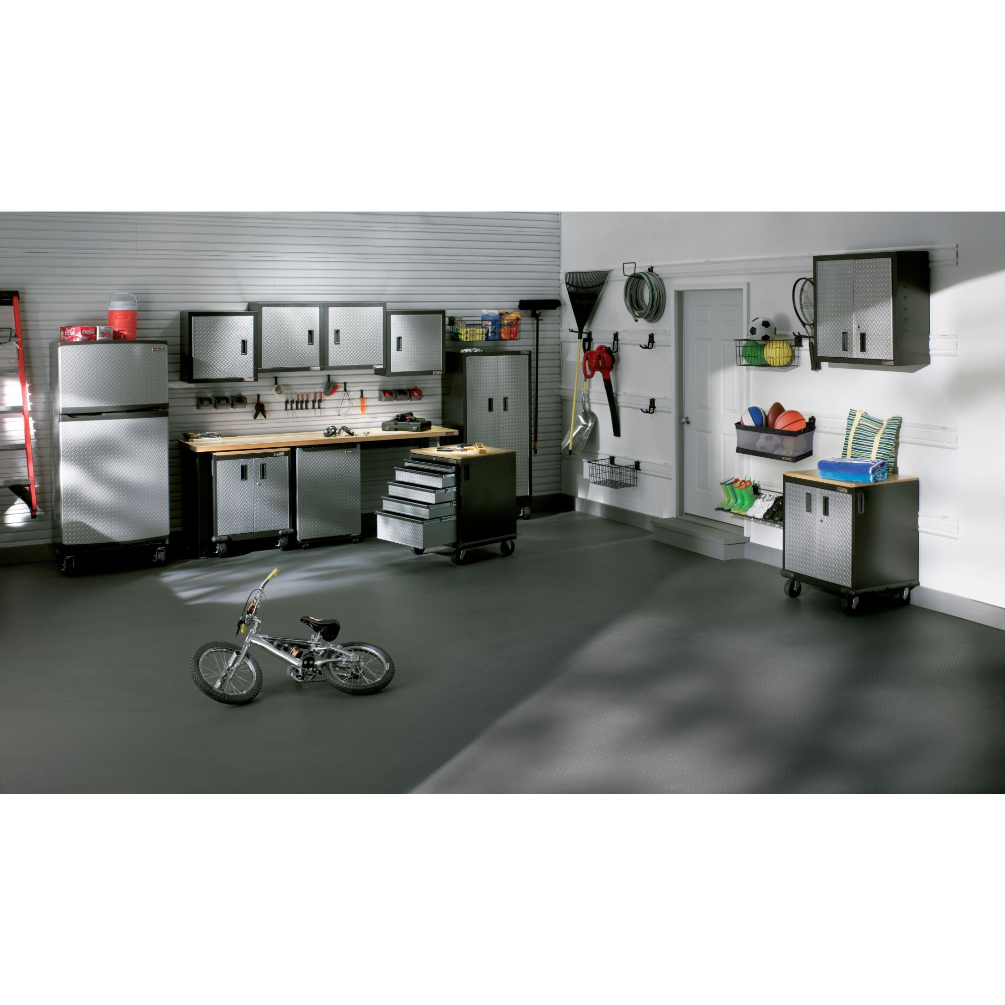 Gladiator Garage Wall Accessories Gladiator Gearwall 2 Pack Wall Panels Gawp082pmy