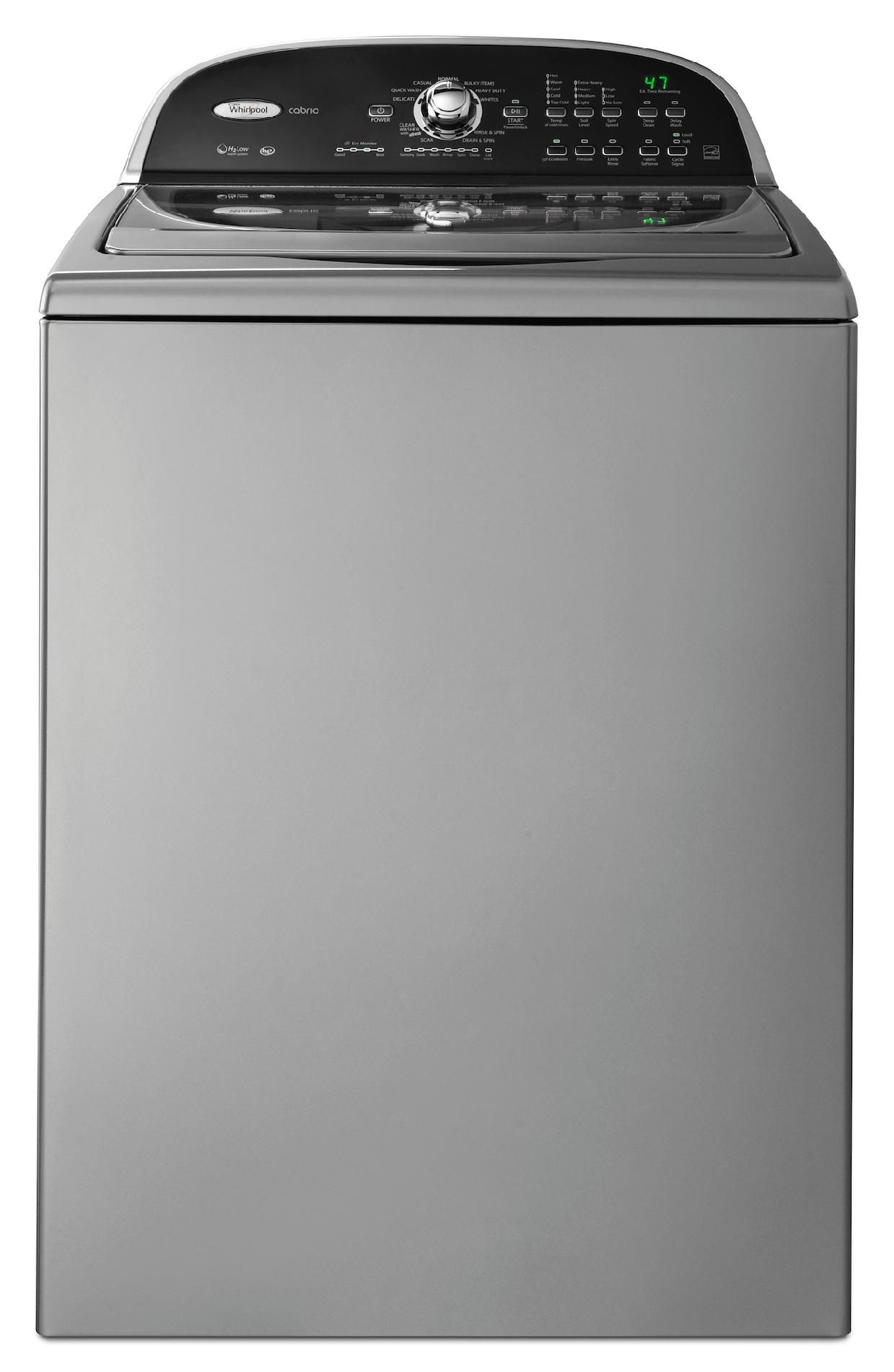 model 7mwt96700sq1 whirlpool automatic washer