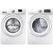 Samsung Front Load Dryer White