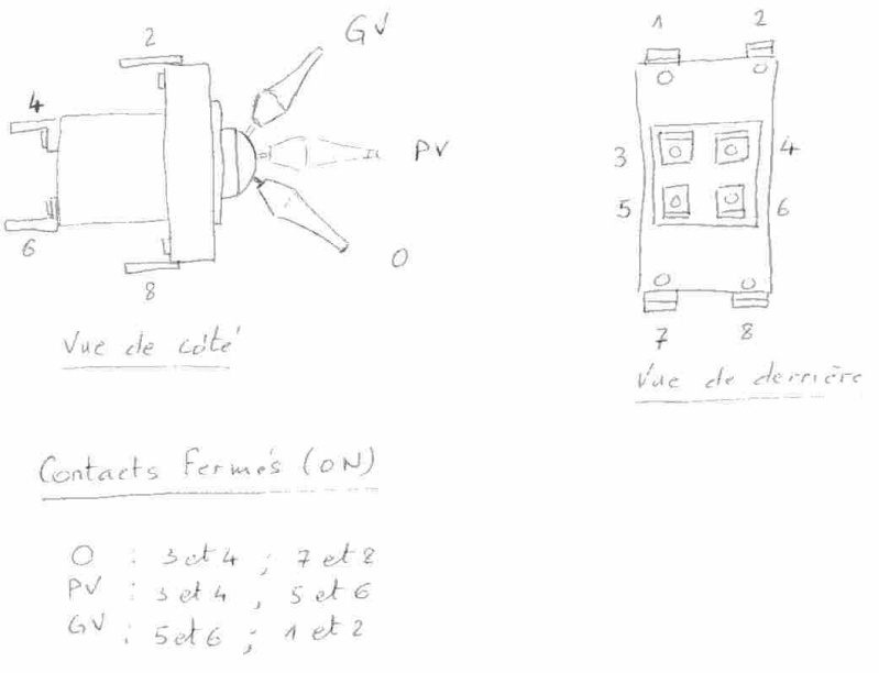 alfa romeo schema cablage electrique sur