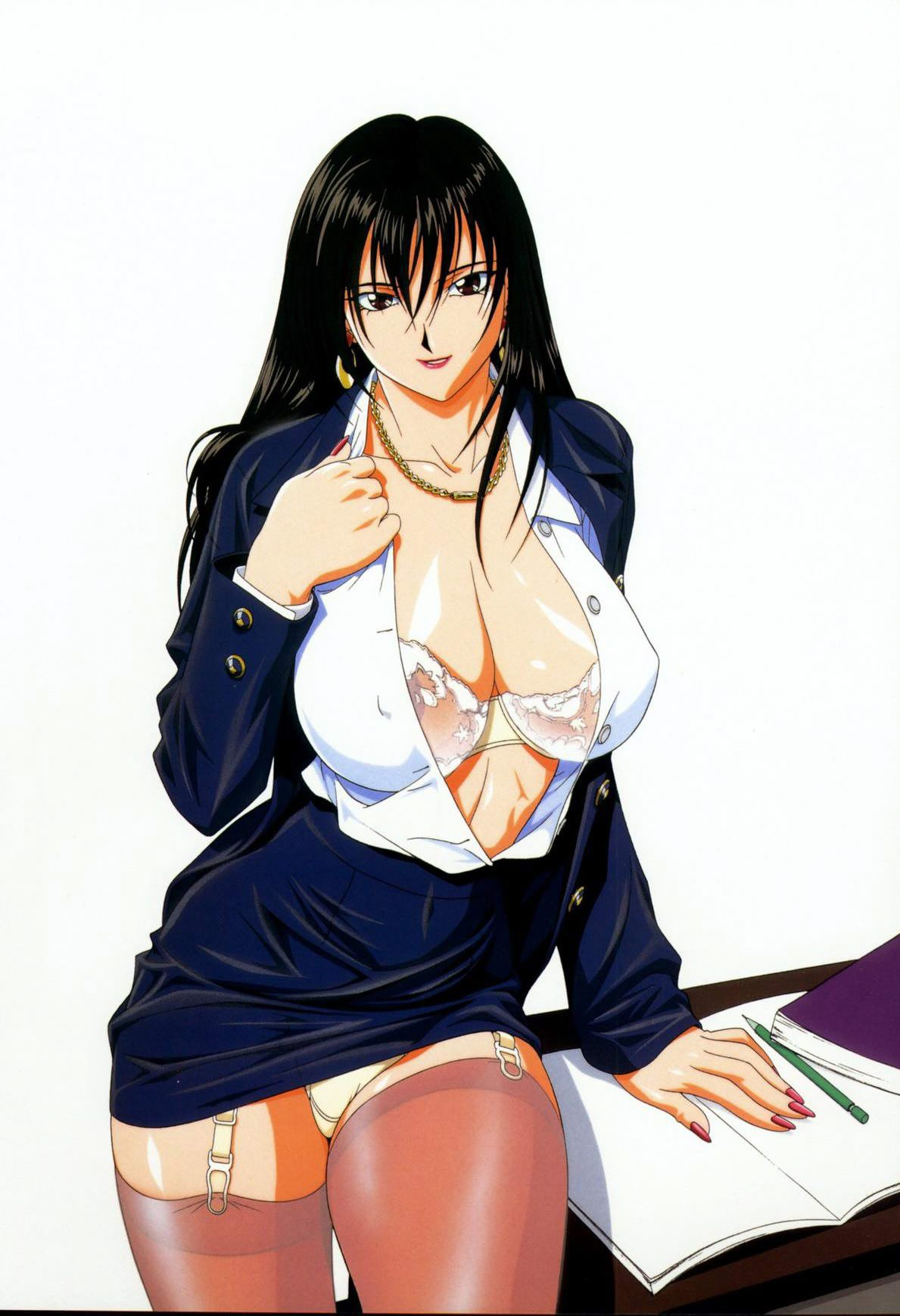 Anime Hentai Most Famous And Sexiest Of Anime And Hentai Babes