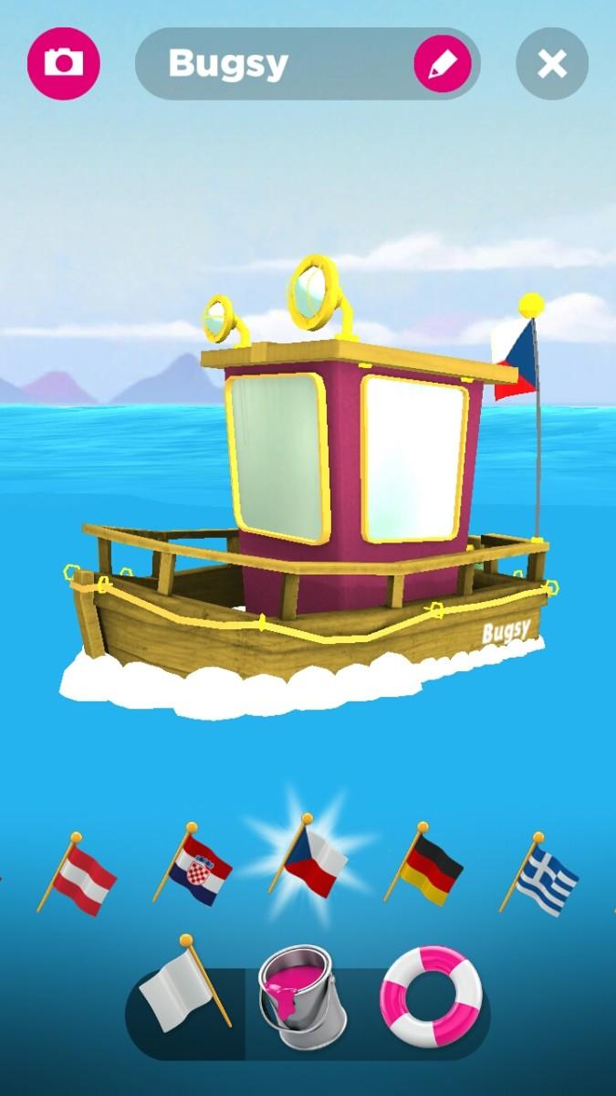 Sea Hero Quest customize