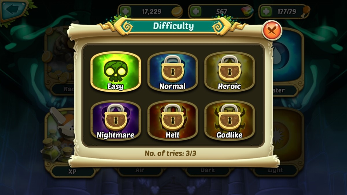 difficulty wakfu raiders