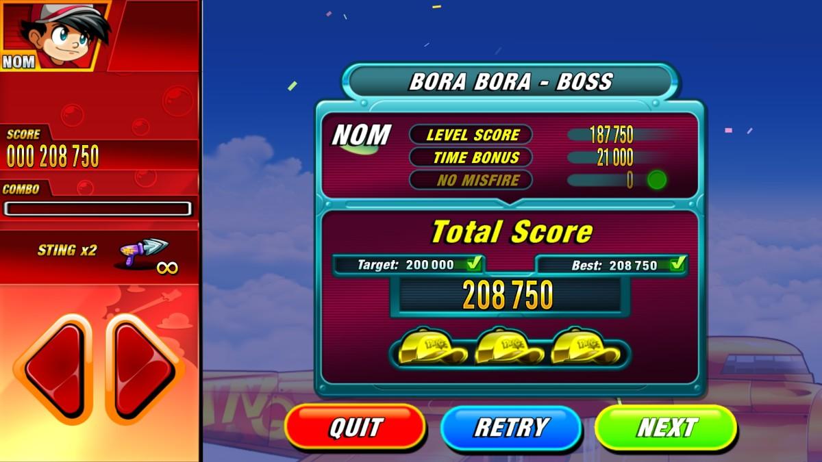 Bora Bora Boss
