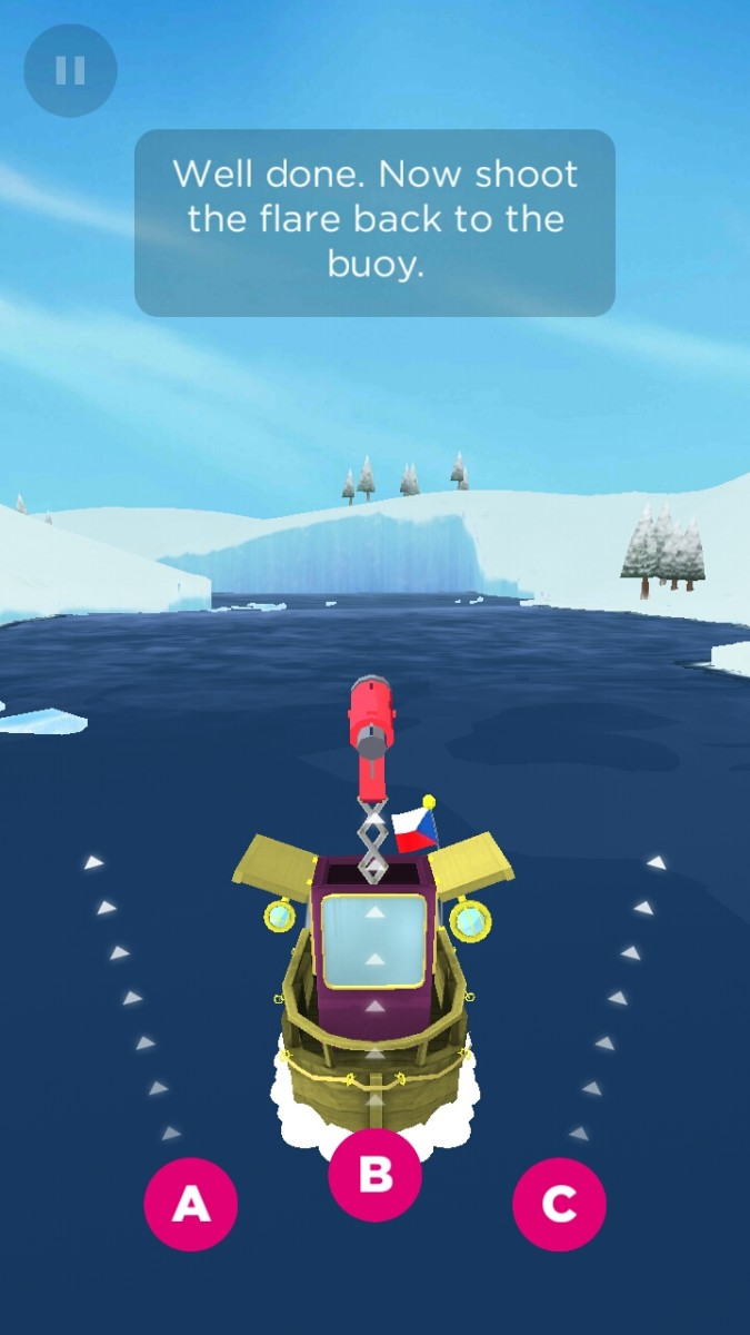 Sea Quest Hero buoys