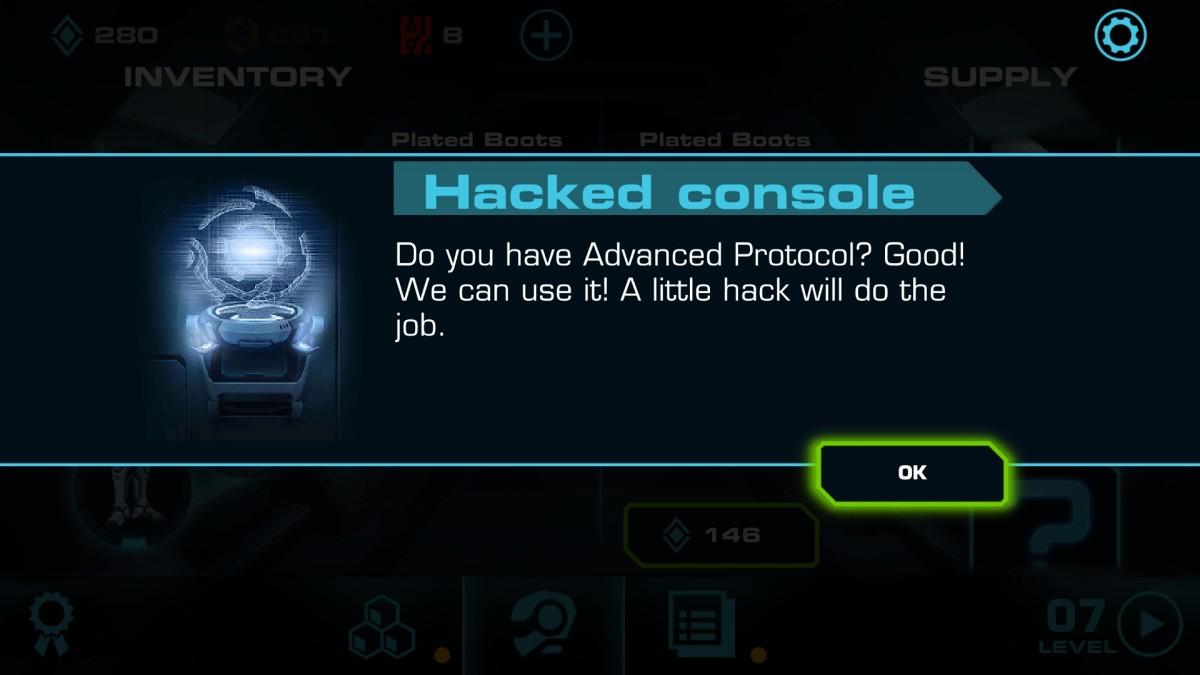 vector 2 hacked console