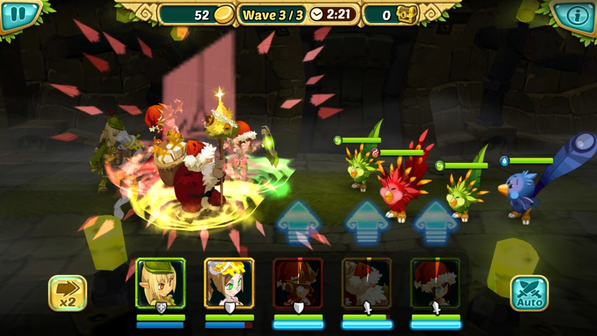 party combo wakfu raiders