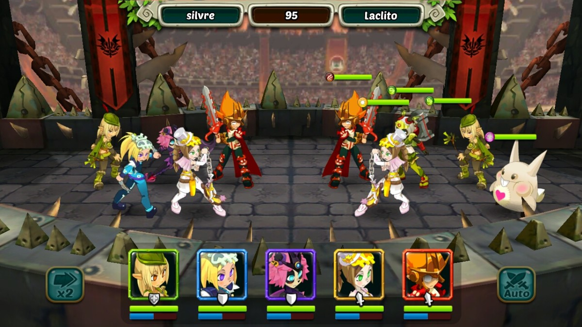 pvp wakfu raiders