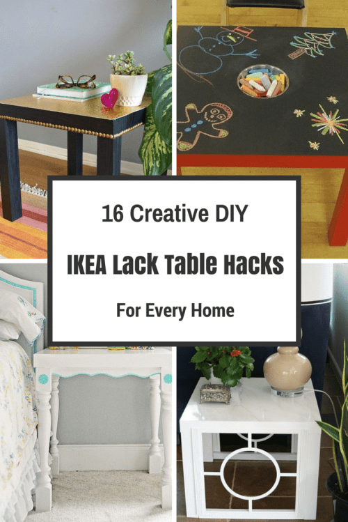 Ikea Lack Ideas 16 Creative Diy Ikea Lack Table Hacks For Every Home