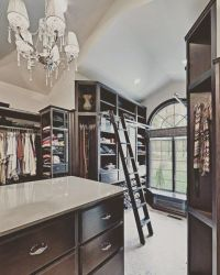 75 Cool Walk-In Closet Design Ideas - Shelterness