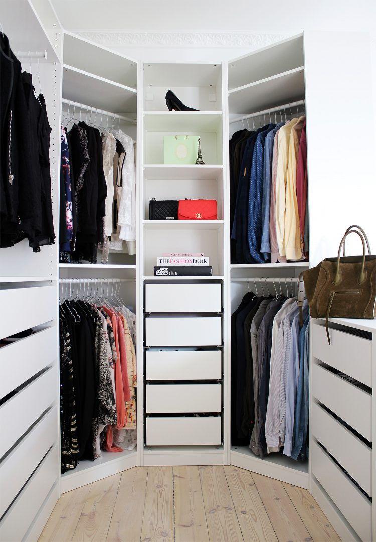 Walkin Closet Cabinets 75 Cool Walk In Closet Design Ideas Shelterness