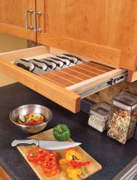 67 Cool Pull Out Kitchen Drawers And Shelves - Shelterness
