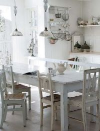 85 Cool Shabby Chic Decorating Ideas - Shelterness