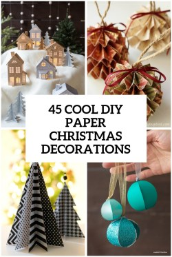 Enchanting Paper Cardboard Diy Decorations Shelterness Paper Decorations To Buy Paper Decorations Pinterest Cardboard Decorations Paper