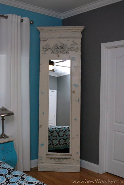 Ikea Hack Kallax 11 Beautiful Diy Ikea Mirrors Hacks To Try - Shelterness