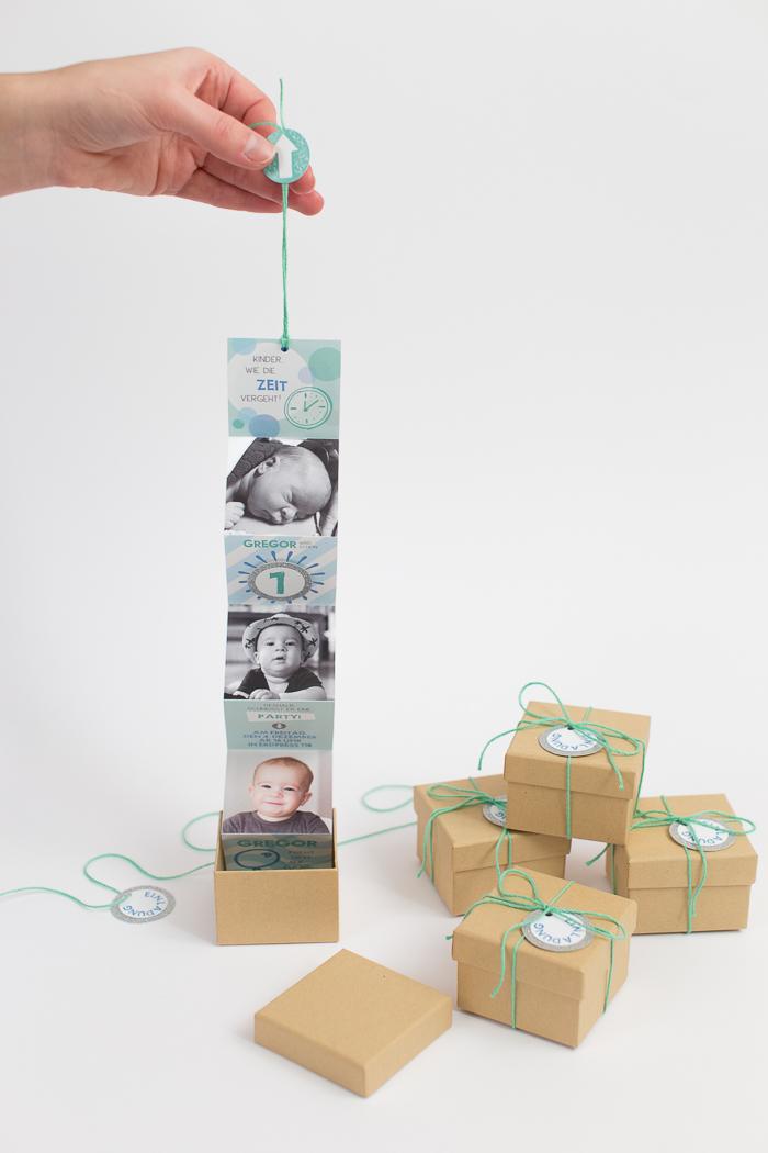 craft birthday invitations