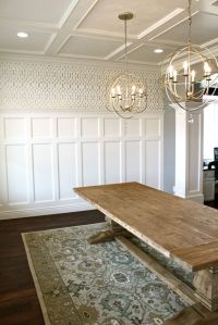 37 Ceiling Trim And Molding Ideas To Bring Vintage Chic ...