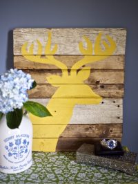 21 DIY Wood Wall Art Pieces For Any Room And Interior ...