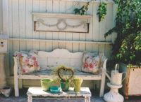 27 Shabby Chic Terrace And Patio Dcor Ideas