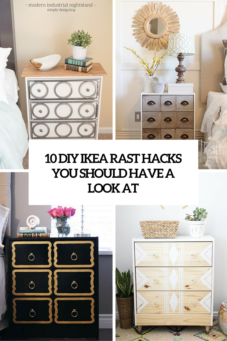 Ikea Rast 10 Diy Ikea Rast Hacks You Should Have A Look At Shelterness