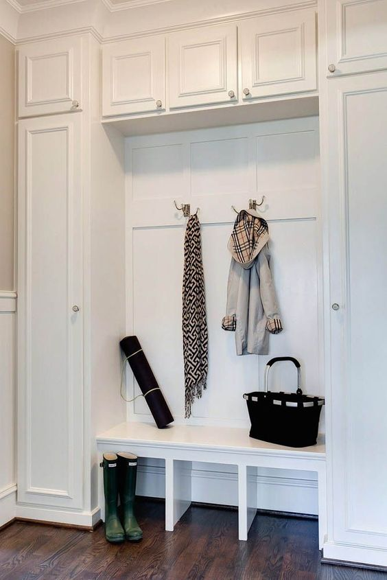 Mudroom Bench Ikea 7 Small Mudroom Décor Tips And 23 Ideas To Implement Them
