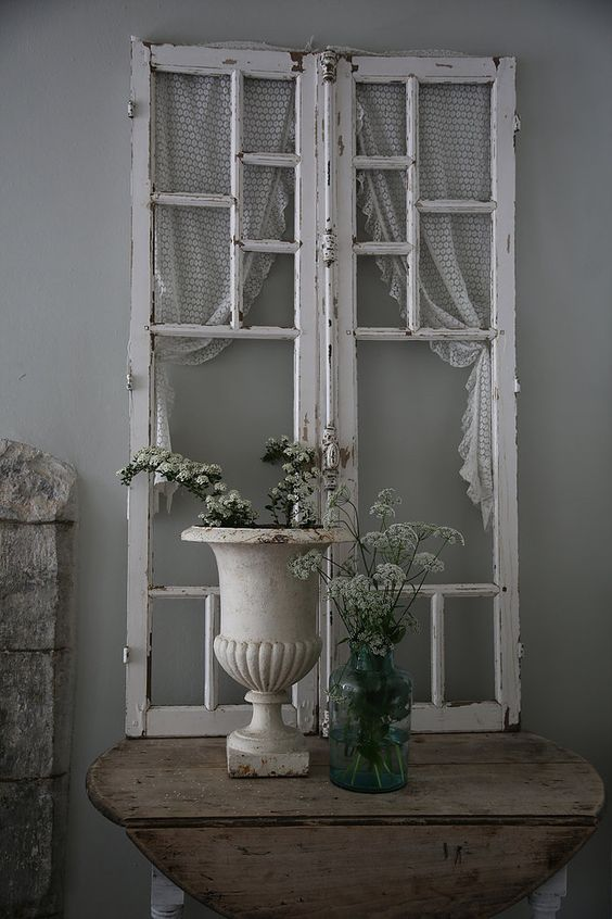 Shabby Chic Dekoration 25 Shabby Chic Hallway And Entryway Décor Ideas - Shelterness