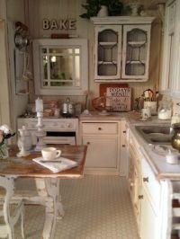 32 Sweet Shabby Chic Kitchen Decor Ideas To Try