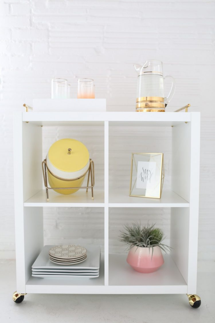 Ikea Cubes 35 Diy Ikea Kallax Shelves Hacks You Could Try Shelterness