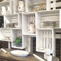 27 Smart Kitchen Wall Storage Ideas - Shelterness