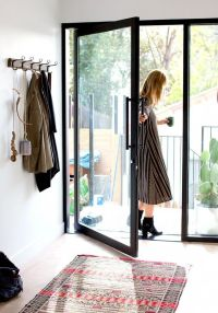 28 Beautiful Glass Front Doors For Your Entry - Shelterness