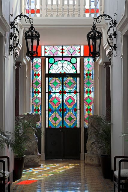 Art Deco Stil 28 Beautiful Glass Front Doors For Your Entry - Shelterness