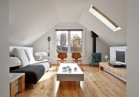 26 Stylish Attic Living Rooms Decor Ideas - Shelterness