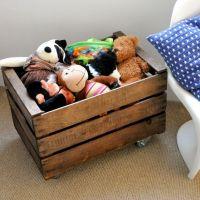 26 Comfy Stuffed Toys Storage Ideas - Shelterness
