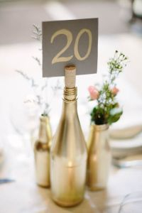 28 Wine Bottle Centerpieces For Every Occasion - Shelterness
