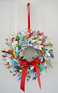 20 Brilliant Ideas To Recycle Old Christmas Cards ...