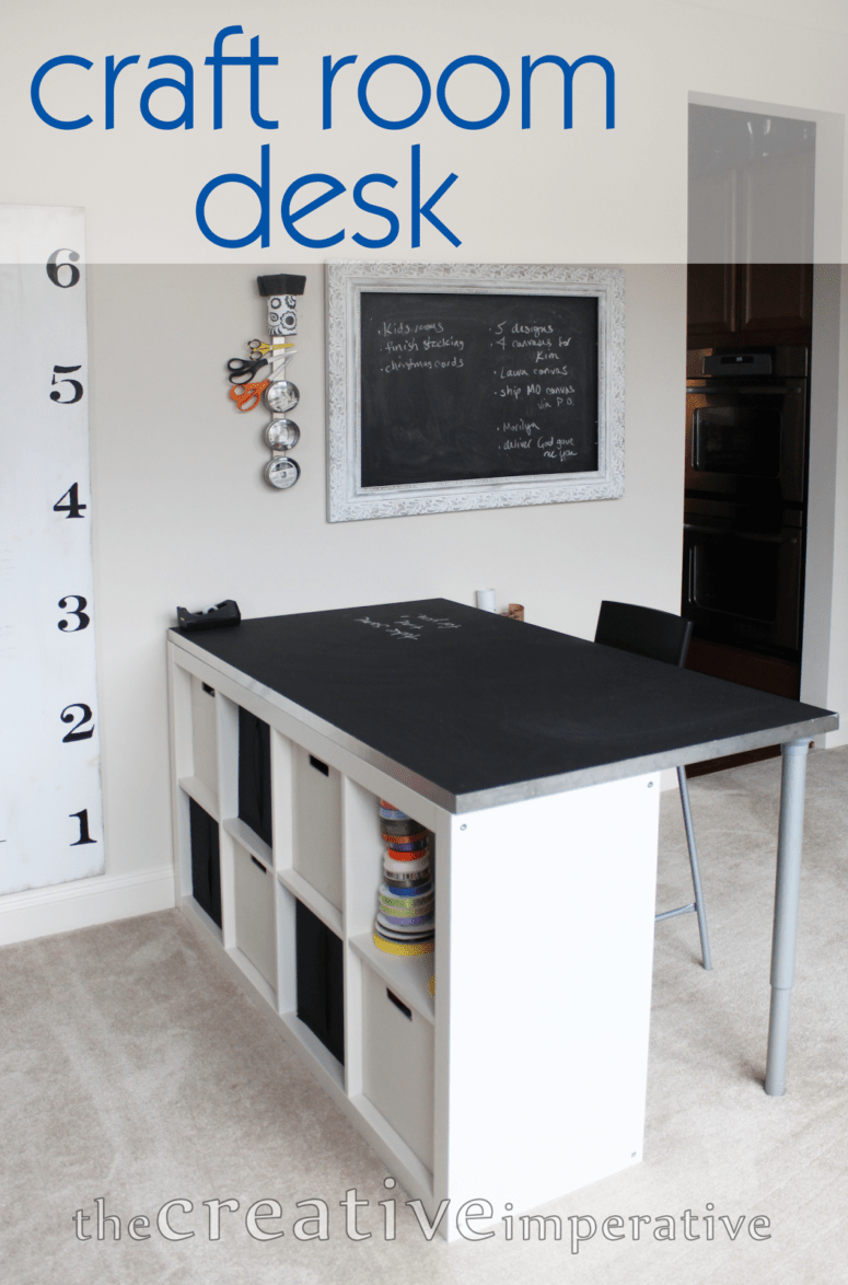 Ikea Kallax Kücheninsel Favorite Diy Craft Table Ikea Ar86 Roccommunity