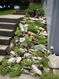 20 Beautiful Rock Garden Design Ideas